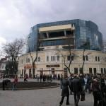 greek square