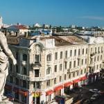 preobrajenskaya street